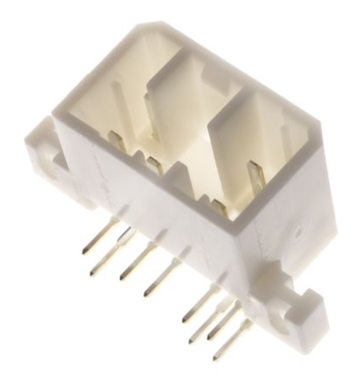 173856-1 DJ7081-1.8-10AW 173856-6(gray)Automotive Connector